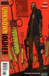 Cover for Unknown Soldier (DC, 2008 series) #17