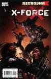 Cover for X-Force (Marvel, 2008 series) #24 [Cover A]