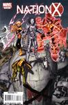Cover for Nation X (Marvel, 2010 series) #3