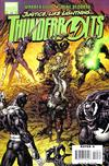 Cover for Thunderbolts (Marvel, 2006 series) #110 [Second Printing Variant]