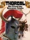 Cover for Thorgal (Le Lombard, 1980 series) #2 - Het Eiland der Bevroren Zeeën