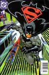 Cover Thumbnail for Superman / Batman (2003 series) #1 [Newsstand Edition by Ed McGuinness]