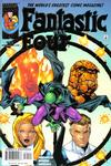 Cover for Fantastic Four (Marvel, 1998 series) #35 [Deluxe Direct Editon]