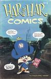 Cover for Har Har Comics (Fantagraphics, 1990 series) #1