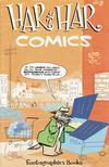 Cover for Har Har Comics (Fantagraphics, 1990 series) #2