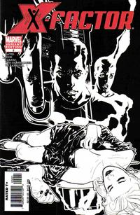 Cover Thumbnail for X-Factor (Marvel, 2006 series) #2 [Second Printing Variant]