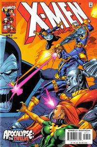 Cover Thumbnail for X-Men (Marvel, 1991 series) #97 [Yu Variant Cover]