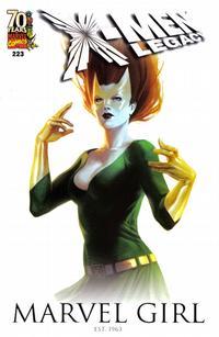 Cover for X-Men: Legacy (Marvel, 2008 series) #223