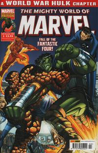 Cover Thumbnail for The Mighty World of Marvel (Panini UK, 2009 series) #2