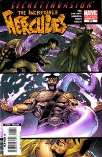 Cover Thumbnail for Incredible Hercules (Marvel, 2008 series) #118 [Second Printing]