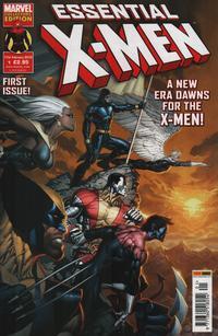 Cover Thumbnail for Essential X-Men (Panini UK, 2010 series) #1