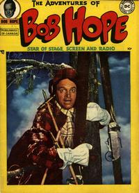 Cover Thumbnail for The Adventures of Bob Hope (Simcoe Publishing & Distribution, 1950 series) #1