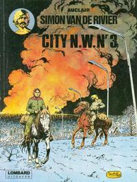 Cover Thumbnail for Simon van de rivier (Le Lombard, 1978 series) #[5] - City N.W. Nr 3