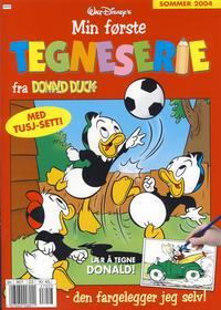 Cover Thumbnail for Min første tegneserie (Hjemmet / Egmont, 2003 series) #3/2004