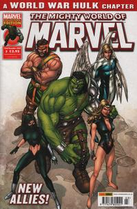 Cover Thumbnail for The Mighty World of Marvel (Panini UK, 2009 series) #3