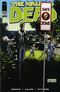 Cover Thumbnail for The Walking Dead (Image, 2003 series) #70