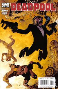 Cover Thumbnail for Deadpool (Marvel, 2008 series) #20