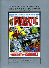 Cover Thumbnail for Marvel Masterworks: The Fantastic Four (Marvel, 2003 series) #12 [Regular Edition]