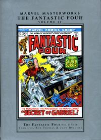 Cover Thumbnail for Marvel Masterworks: The Fantastic Four (Marvel, 2003 series) #12 [Regular Edition]