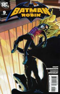 Cover Thumbnail for Batman and Robin (DC, 2009 series) #9