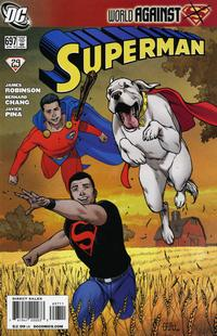 Cover Thumbnail for Superman (DC, 2006 series) #697