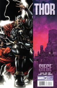 Cover Thumbnail for Thor (Marvel, 2007 series) #607