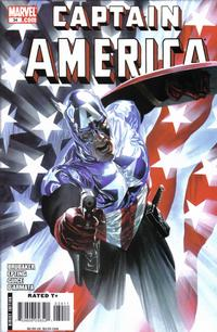 Cover Thumbnail for Captain America (Marvel, 2005 series) #34 [Alex Ross Variant]