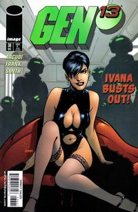 Cover Thumbnail for Gen 13 (Image, 1995 series) #36 [Frank Cover]