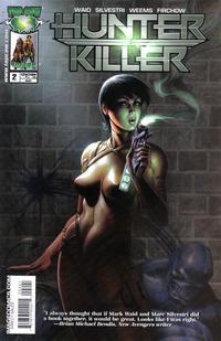 Cover Thumbnail for Hunter-Killer (Image, 2005 series) #2 [Linsner Cover]