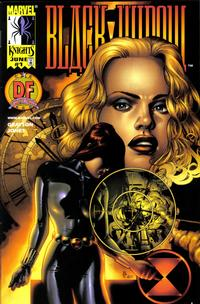 Cover for Black Widow (Marvel, 1999 series) #1 [Natasha Cover]