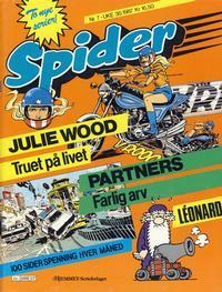 Cover Thumbnail for Spider (Hjemmet / Egmont, 1987 series) #7/1987