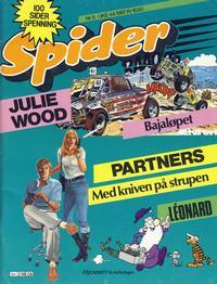 Cover Thumbnail for Spider (Hjemmet / Egmont, 1987 series) #9/1987