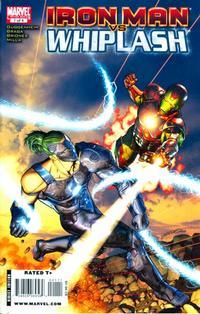 Cover Thumbnail for Iron Man vs. Whiplash (Marvel, 2010 series) #1