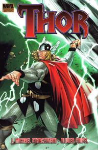 Cover Thumbnail for Thor by J. Michael Straczynski [HC] (Marvel, 2008 series) #1