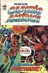 Cover for Capitão América (Editora Bloch, 1975 series) #4
