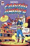Cover for Capitão América (Editora Bloch, 1975 series) #6