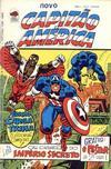Cover for Capitão América (Editora Bloch, 1975 series) #8