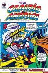 Cover for Capitão América (Editora Bloch, 1975 series) #9