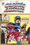 Cover for Capitão América (Editora Bloch, 1975 series) #10