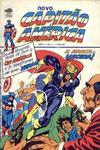 Cover for Capitão América (Editora Bloch, 1975 series) #11