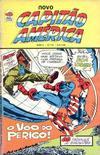 Cover for Capitão América (Editora Bloch, 1975 series) #14