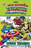 Cover for Capitão América (Editora Bloch, 1975 series) #15