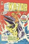 Cover for Ka-Zar (Editora Bloch, 1975 series) #2