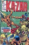 Cover for Ka-Zar (Editora Bloch, 1975 series) #3