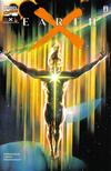 Cover Thumbnail for Earth X (1999 series) #X [Dynamic Forces Chromium Variant]