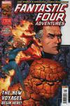Cover for Fantastic Four Adventures (Panini UK, 2010 series) #1