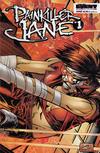Cover for Painkiller Jane (Event Comics, 1997 series) #1 [Leonardi Cover]