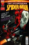 Cover for Astonishing Spider-Man (Panini UK, 2009 series) #3
