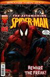 Cover for Astonishing Spider-Man (Panini UK, 2009 series) #4