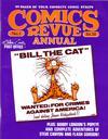 Cover for Comics Revue Annual (Manuscript Press, 1987 series) #1